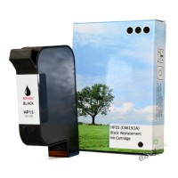 Compatible HP 15 C6615D Black Ink Cartridge