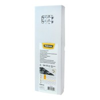 Fellowes Plastic Binding Combs White 8 mm - 100 pack