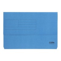 Icon Card Document Wallet FS Blue