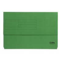 Icon Card Document Wallet FS Green