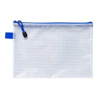 Icon Mesh Bag Pencil Case Medium 260x185mm - 12 Pack