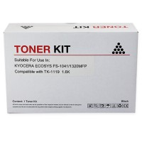 Compatible Kyocera TK1119 Toner Cartridge