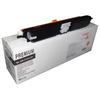 Compatible Oki 44250708  Black Toner Cartridge - C110 C130