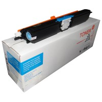 Compatible Oki 44250707 Cyan Toner Cartridge - C110 C130