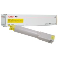 Compatible Oki c3300n C33YTONE Yellow Toner Cartridge - 43459453