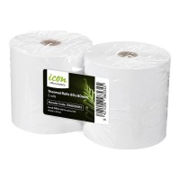 Icon 80x 80mm EFTPOS Rolls - 2 Pack