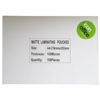 Icon A4 Matt Laminating Pouches (100 pcs)