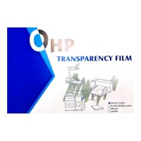 Icon A4 OHP Laser Transparency Film - (100 pages)