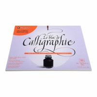Brause Calligraphy Pad A4 30 sheet