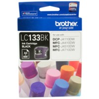 Genuine Brother LC133BK Ink Cartridge - Black