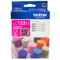 Genuine Brother LC133M Ink Cartridge - Magenta