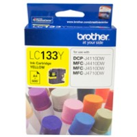 Genuine Brother LC133Y Ink Cartridge - Yellow