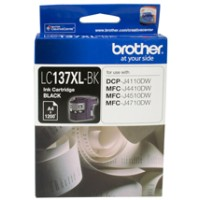 Genuine Brother LC137XLBK Super High Yield Ink Cartridge - Black