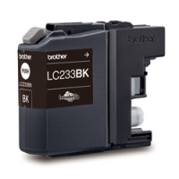 Genuine Brother LC233BK Ink Cartridge - Black