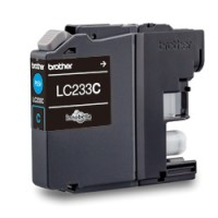 Genuine Brother LC233C Ink Cartridge - Cyan