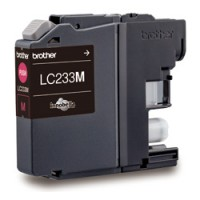 Genuine Brother LC233M Ink Cartridge - Magenta