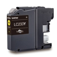 Genuine Brother LC233Y Ink Cartridge - Yellow