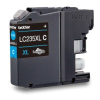 Genuine Brother LC235XLC Hi-Yield Ink Cartridge - Cyan