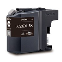 Genuine Brother LC237XLBK Hi-Yield Ink Cartridge - Black