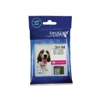 Genuine Brother LC3311M Ink Cartridge - Magenta