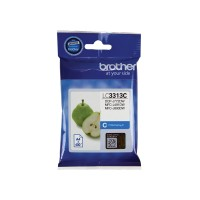 Genuine Brother LC3313C Ink Cartridge - Cyan