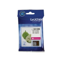 Genuine Brother LC3313M Ink Cartridge - Magenta