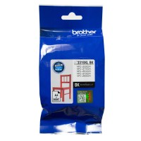 Genuine Brother LC3319XLBK High Yield Ink Cartridge - Black