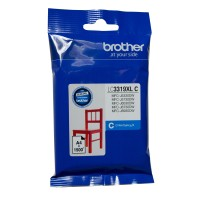 Genuine Brother LC3319XLC High Yield Ink Cartridge - Cyan