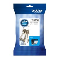 Genuine Brother LC3333C Ink Cartridge - Cyan