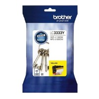 Genuine Brother LC3333Y Ink Cartridge - Yellow