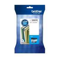 Genuine Brother LC3337C Ink Cartridge - Cyan