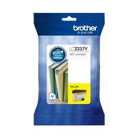 Genuine Brother LC3337Y Ink Cartridge - Yellow
