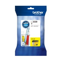 Genuine Brother LC3339Y Super Hi-Yield Ink - Yellow