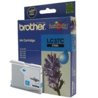 Genuine Brother LC37C Ink Cartridge - Cyan