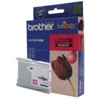 Genuine Brother LC37M Ink Cartridge - Magenta