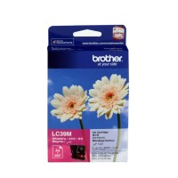 Genuine Brother LC39M Ink Cartridge - Magenta