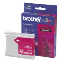 Genuine Brother LC57M Ink Cartridge - Magenta