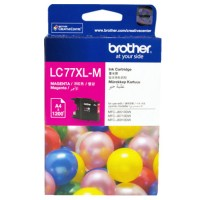 Genuine Brother LC77XLM Ink Cartridge - Magenta 1200 Pages