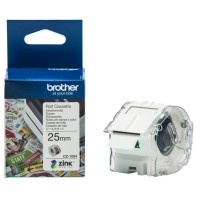 Genuine Brother CZ1004 25mm x 5m Printable Roll