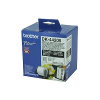 Genuine Brother DK44205 62mm x 30m Continuous Paper Label Roll