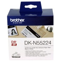 Genuine Brother DKN55224 54mm Continuous Paper Label
