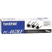 Genuine Brother PC402RF Thermal Ribbon - 2 Rolls