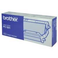 Genuine Brother PC501 Thermal Ribbon Cassette
