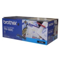 Genuine Brother TN150C Toner Cartridge - Cyan