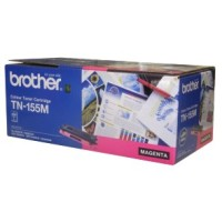 Genuine Brother TN155M High Yield Toner Cartridge - Magenta