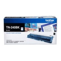 Genuine Brother TN240BK Toner Cartridge - Black