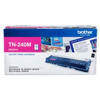 Genuine Brother TN240M Toner Cartridge - Magenta