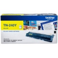 Genuine Brother TN240Y Toner Cartridge - Yellow