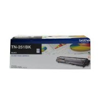 Genuine Brother TN251BK Black Toner Cartridge