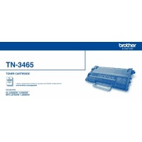 Genuine Brother TN3465 Super High Yield Toner Cartridge